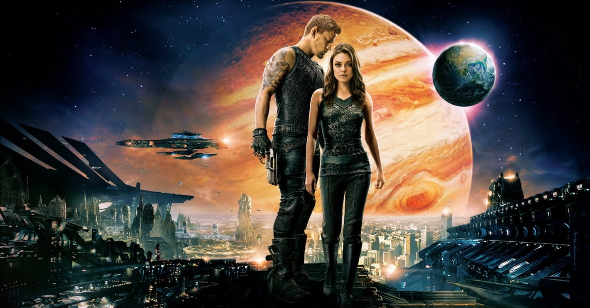 <i>Jupiter Ascending</i> Lacks Gravity but Owns Spectacle