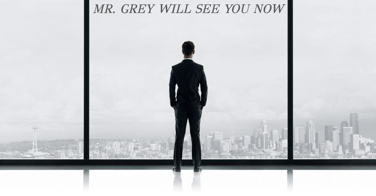 4 Reasons We're Not Reviewing <i>Fifty Shades of Grey</i>