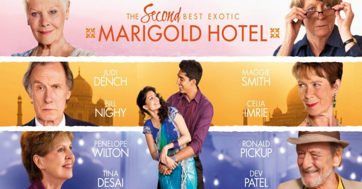 <i>The Second Best Exotic Marigold Hotel</i>, Indeed