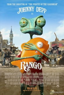 <i>Rango</i> More a Cinephile's Dream