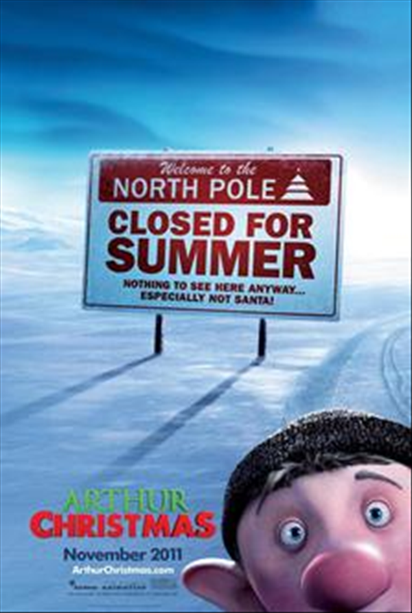 Arthur Christmas