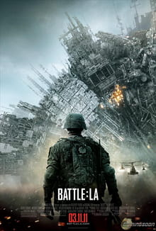 No Surprises in Big-Budget <i>Battle: Los Angeles</i>