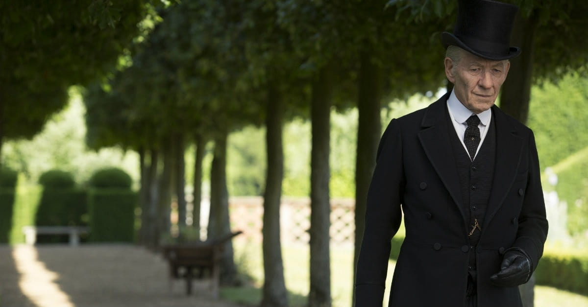 McKellen Brilliant as <i>Mr. Holmes</i> in Quiet-but-Fascinating Character Study