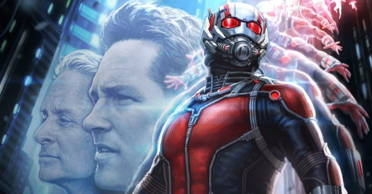 <i>Ant-Man</i> is Jam-Packed with Small Pleasures