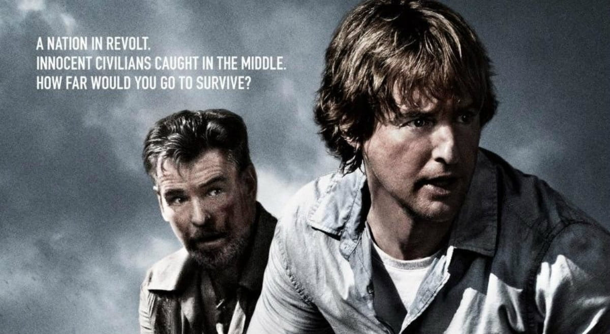 <i>No Escape</i> Delivers a Surprising Amount of Heart