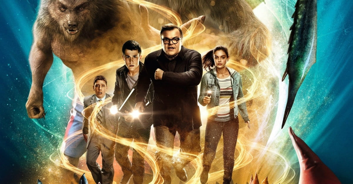 <i>Goosebumps</i> Has 'Safe Scares' for Kids & Adults Alike