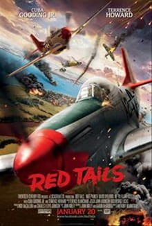 Good Intentions Mostly Fall Flat in <i>Red Tails</i>