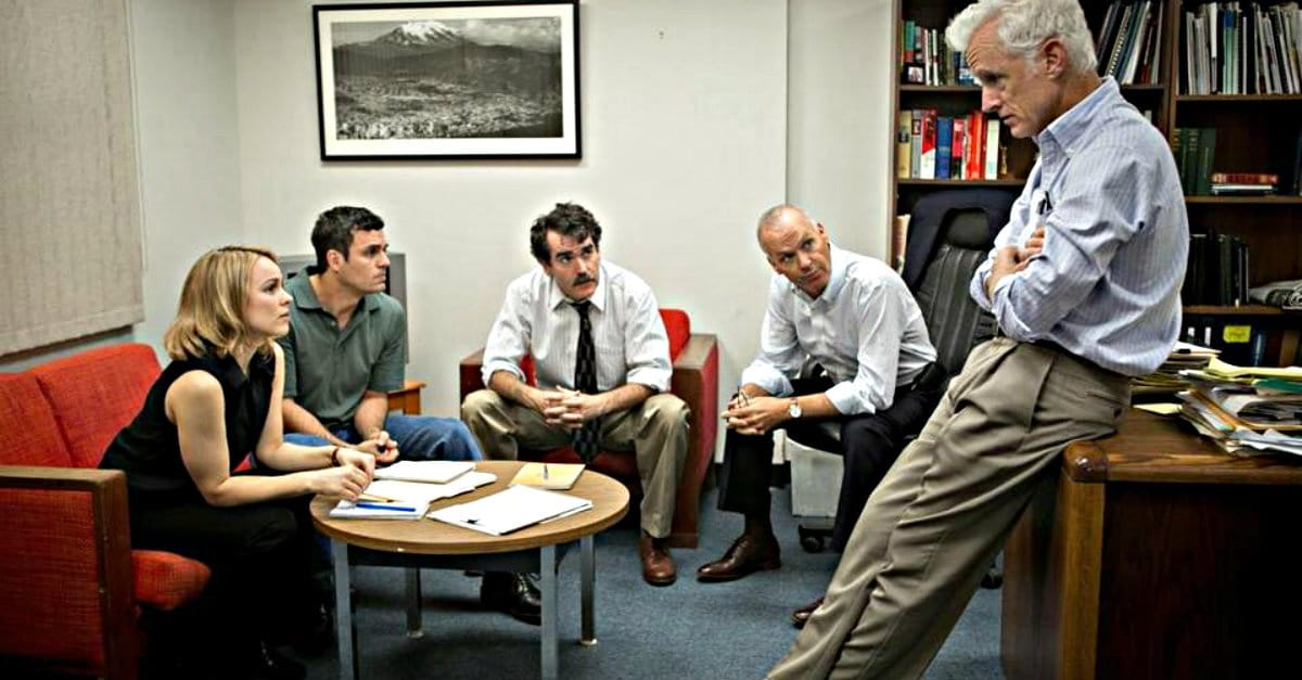 Impressive Cast, Sobering Truths Put This Film in the <i>Spotlight</i>