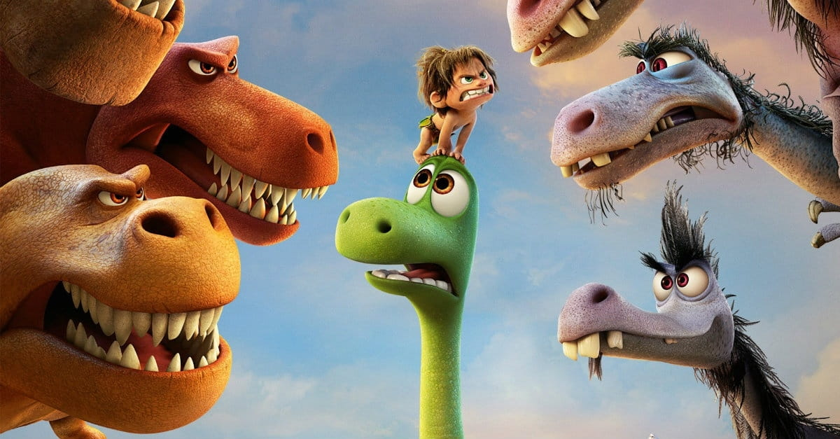 <i>The Good Dinosaur</i> Almost Went Extinct, but Evolved Instead