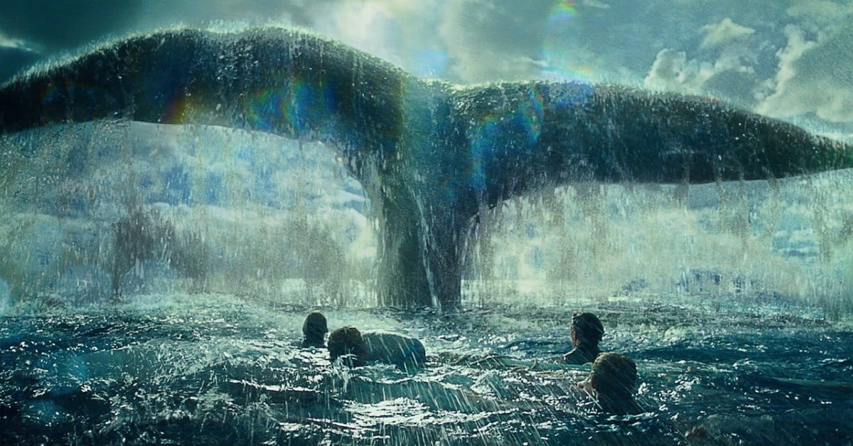 <i>In the Heart of the Sea</i> is Under-whale-ming