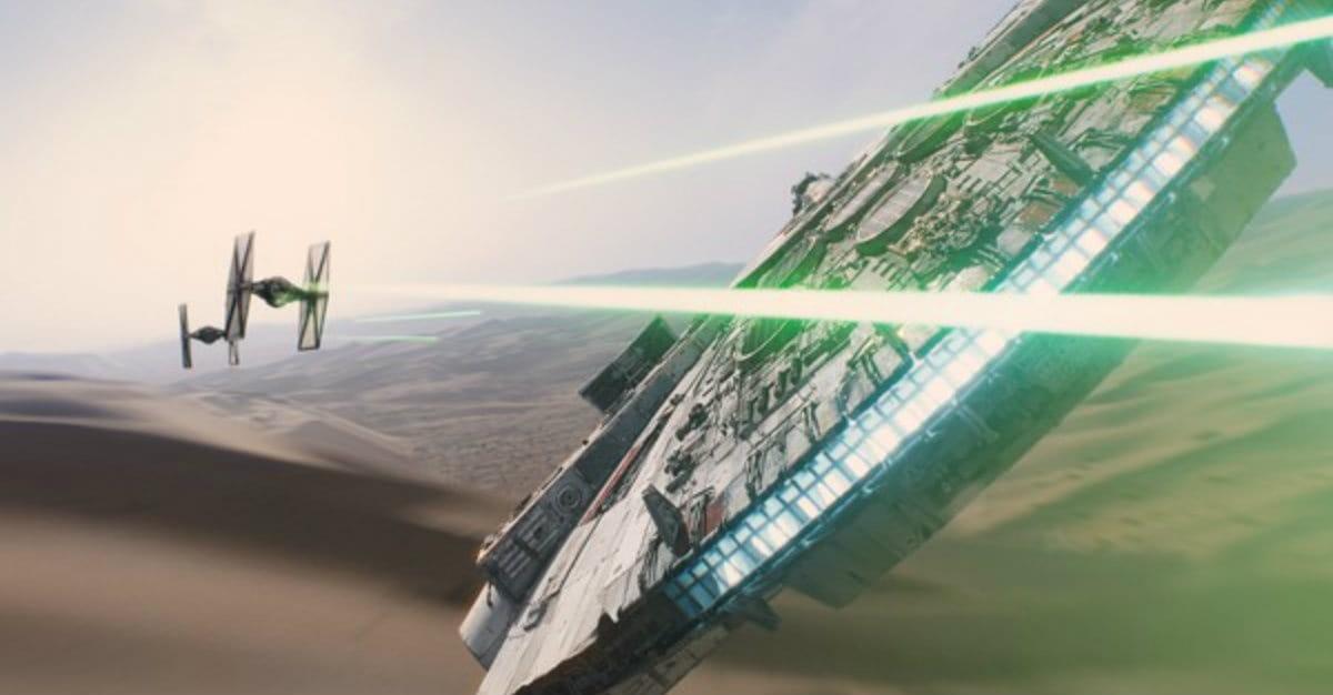 <i>Star Wars VII</i> Awakens a Force of a Franchise