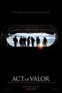 <i>Act of Valor</i> Part of Elite Film Squad