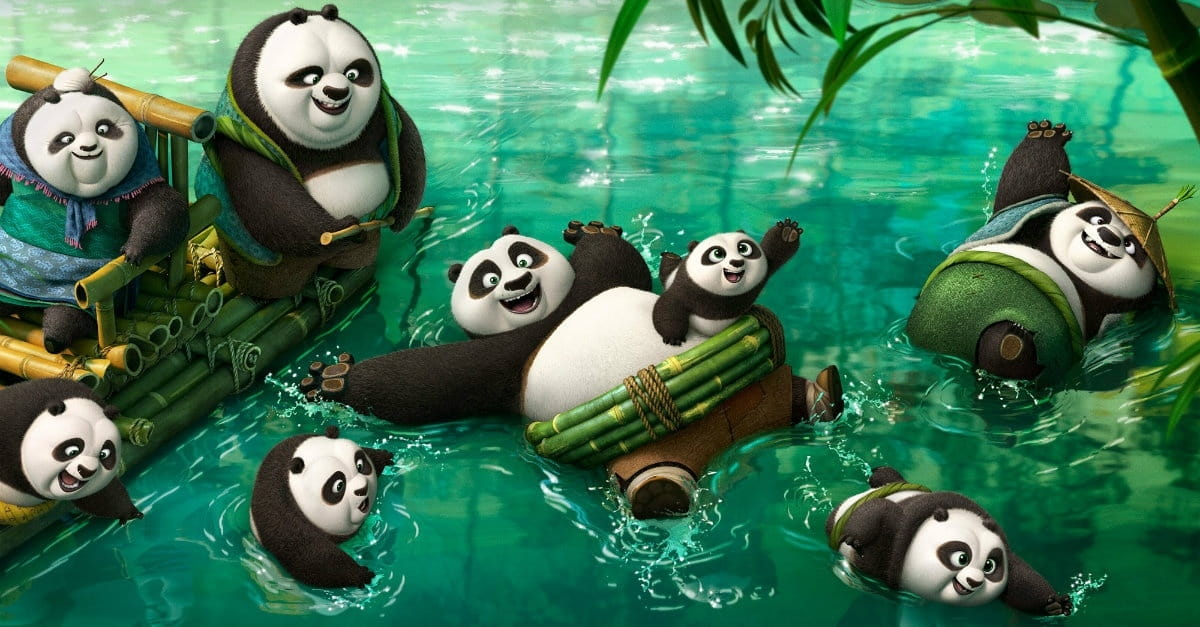 <i>Kung Fu Panda</i>'s Third Chapter Still Has Plenty of Kick