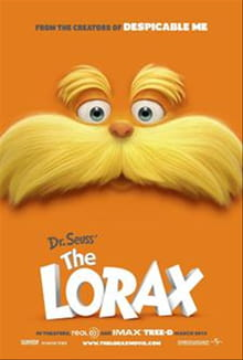 Positive Outweighs Negative in <i>The Lorax</i>