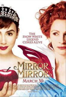 Roberts the Fairest of All in <i>Mirror Mirror</i>
