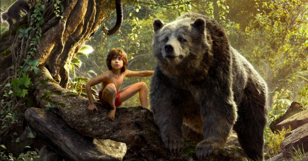 Missteps Aside, Disney's <i>Jungle Book</i> Remake is CGI Done Right