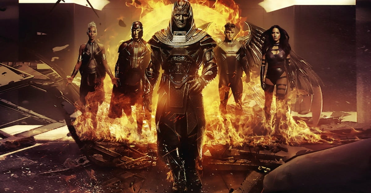 There's Nothing World-Shaking about <i>X-Men: Apocalypse</i>