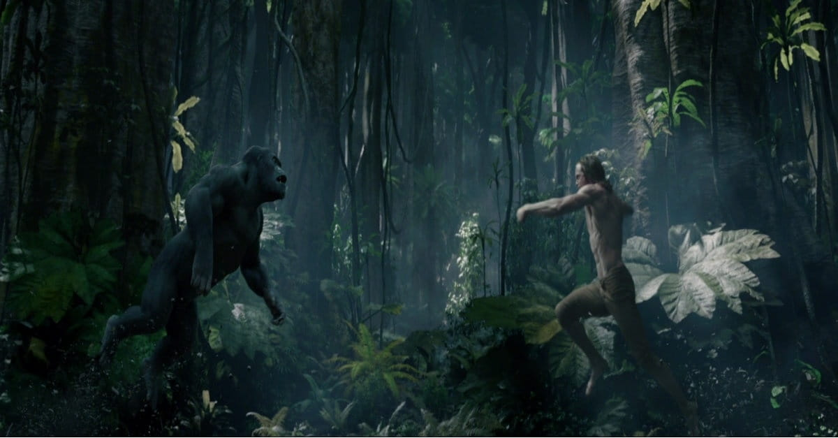 <i>Legend of Tarzan</i> Succeeds Where Other Franchise Revivals Fail