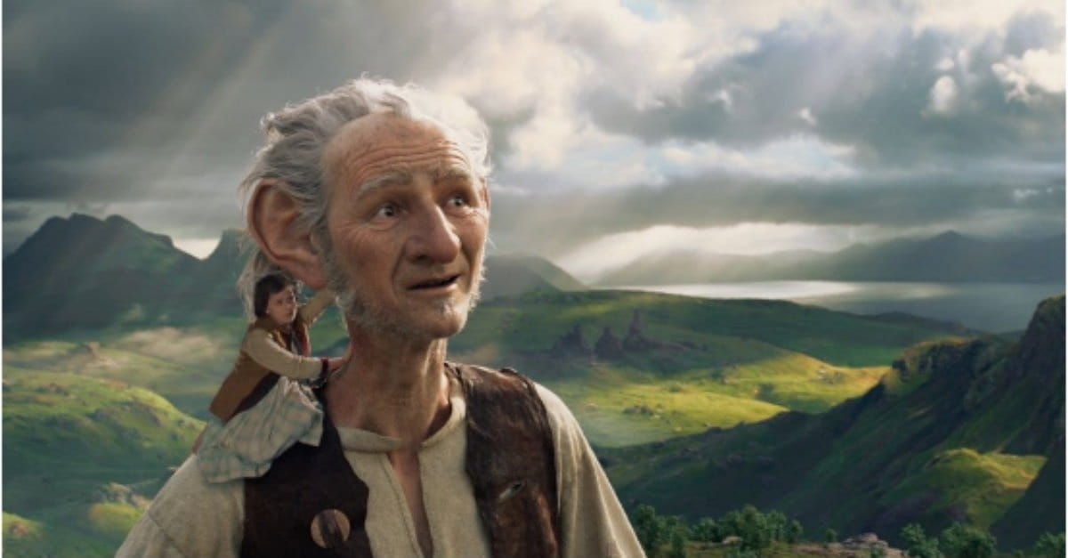 Spielberg Delights Us Once Again in <i>The BFG</i>