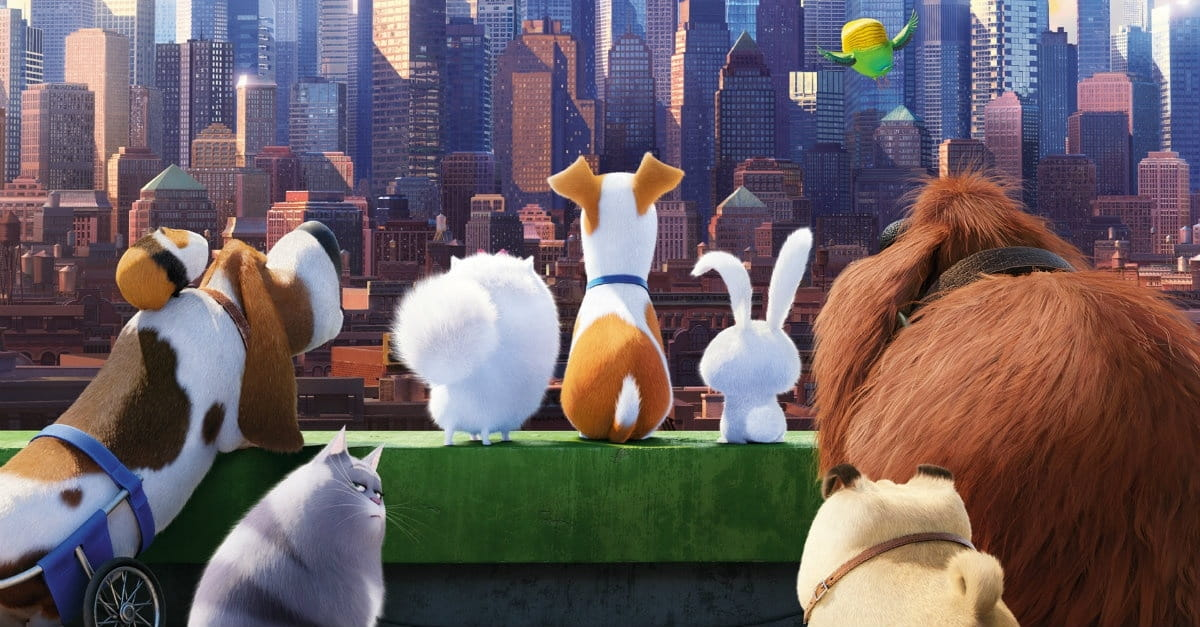 <i>The Secret Life of Pets</i> is Certainly Worth a Peek