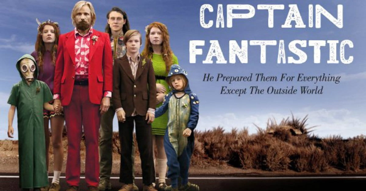 <i>Captain Fantastic</i>: Good for Discussion, Bad for Christians