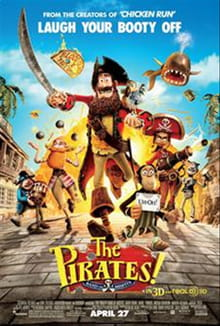 Skilled and Carefree <i>Pirates!</i> Entertains
