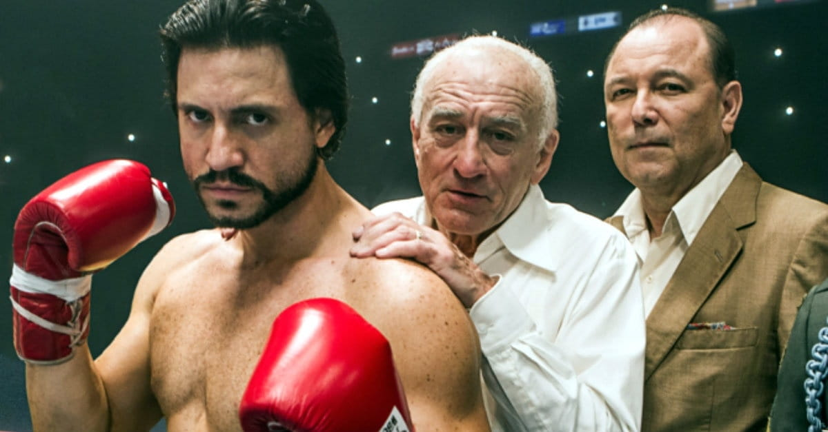 <i>Hands of Stone</i>'s Redemption Saga Hits a Brick Wall