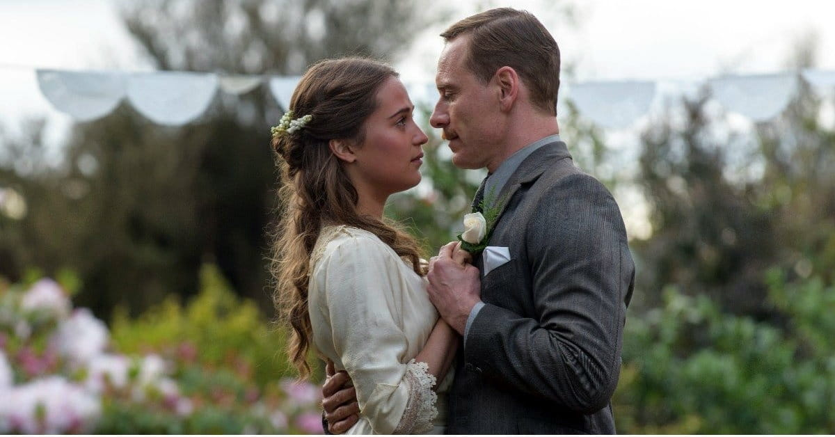 <i>The Light Between Oceans</i> Burns Bright with Forgiveness