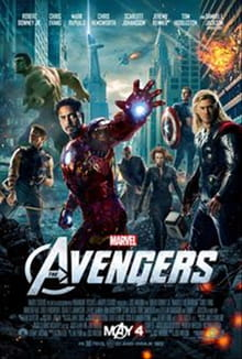 <i>The Avengers</i> is Old-Fashioned Fun