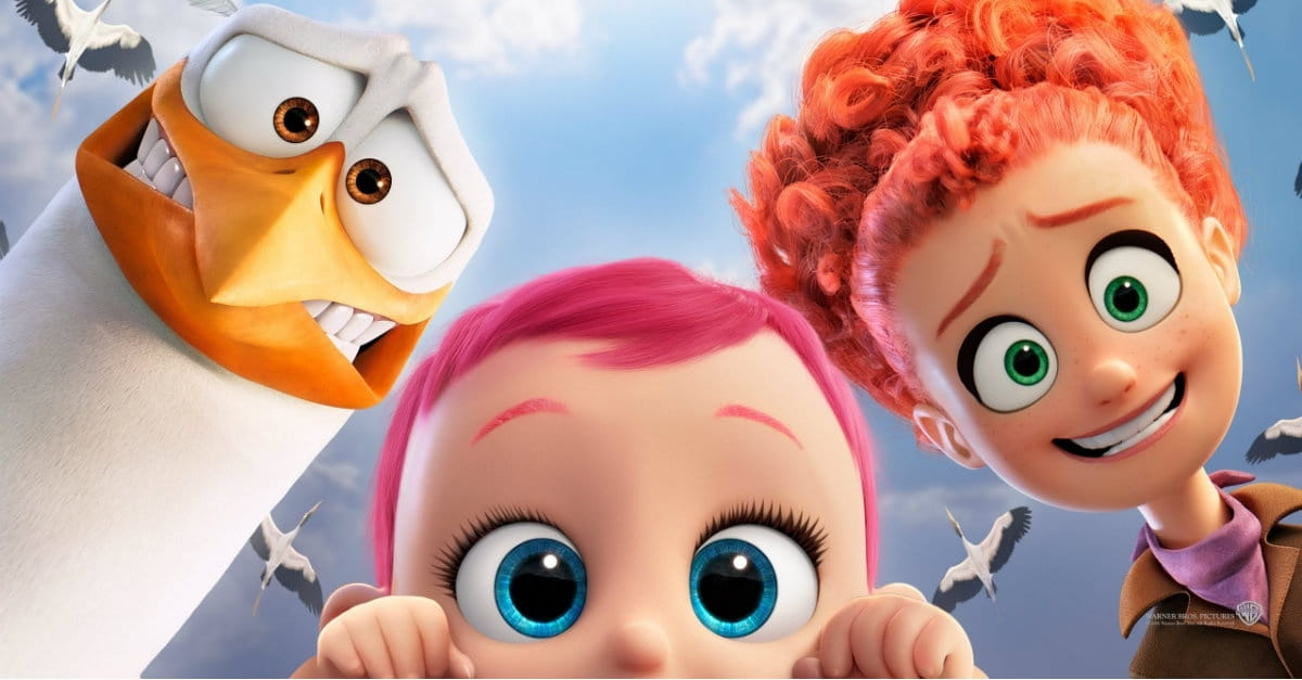 <i>Storks</i> Delivers Sweet - if Silly - Comedy