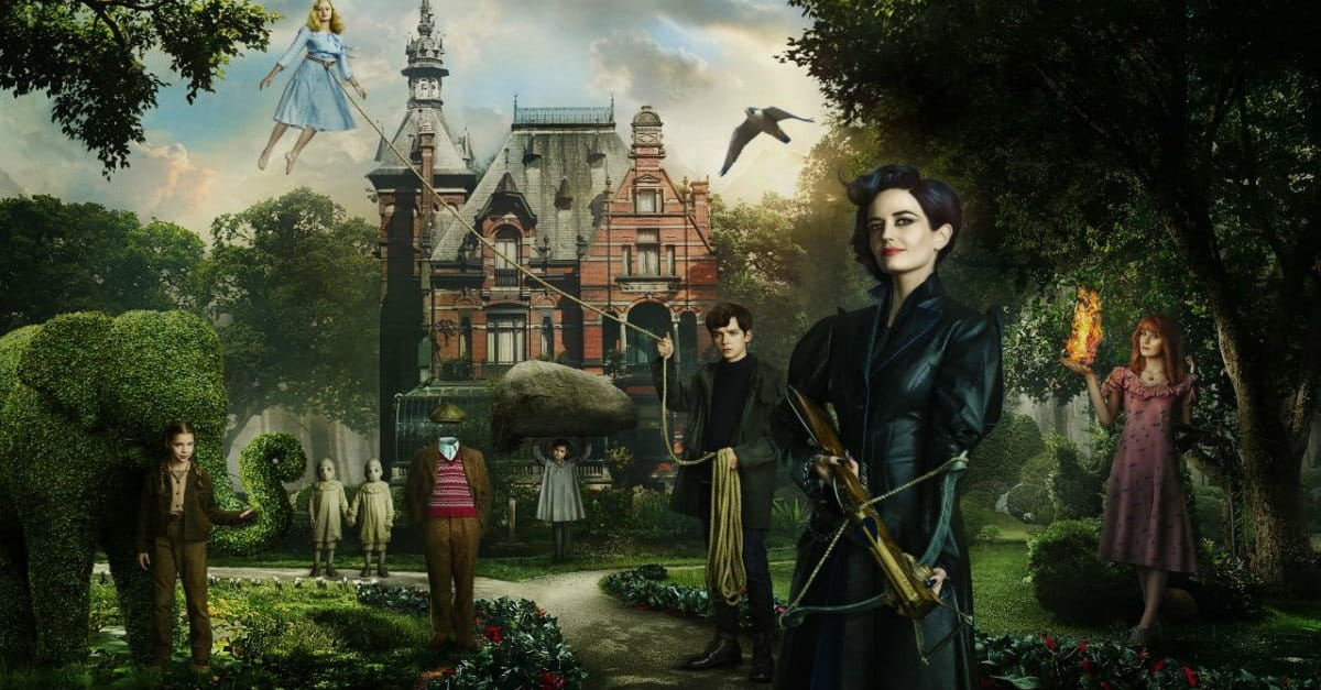 <i>Miss Peregrine</i> Flies Fast before Crashing Hard