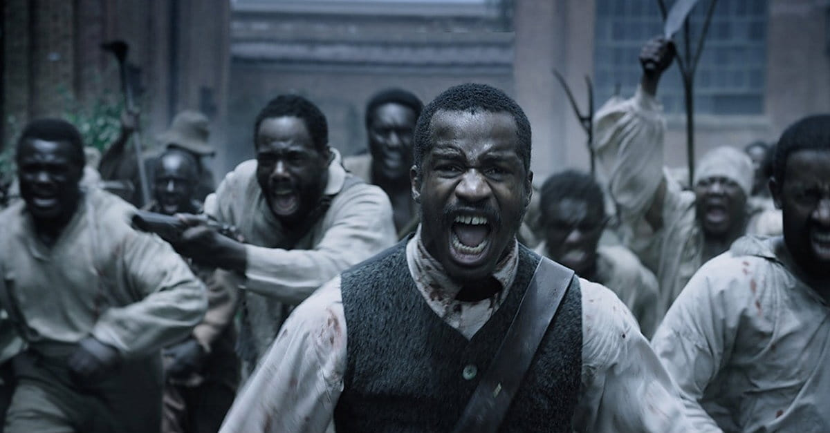 <i>The Birth of a Nation</i> Mixes Scripture and Slave Rebellion