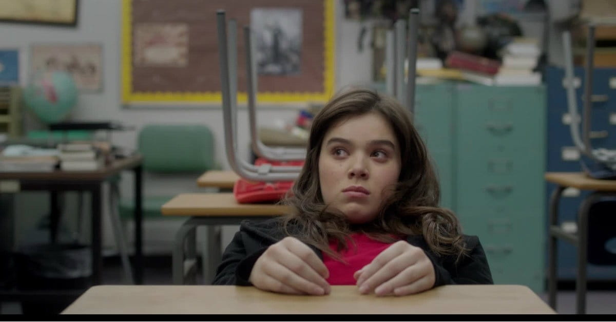 <i>Edge of Seventeen</i> Cuts, but Isn't Quite Razor Sharp