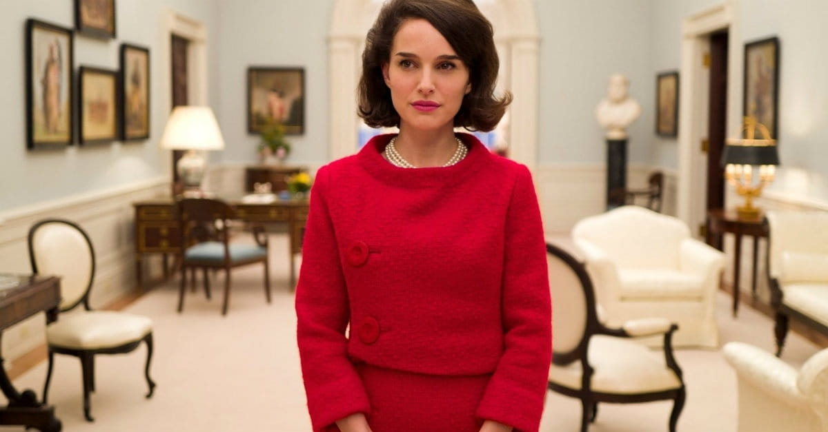 Jackie captures a first lady in mourning and more for Jackie kennedy movie