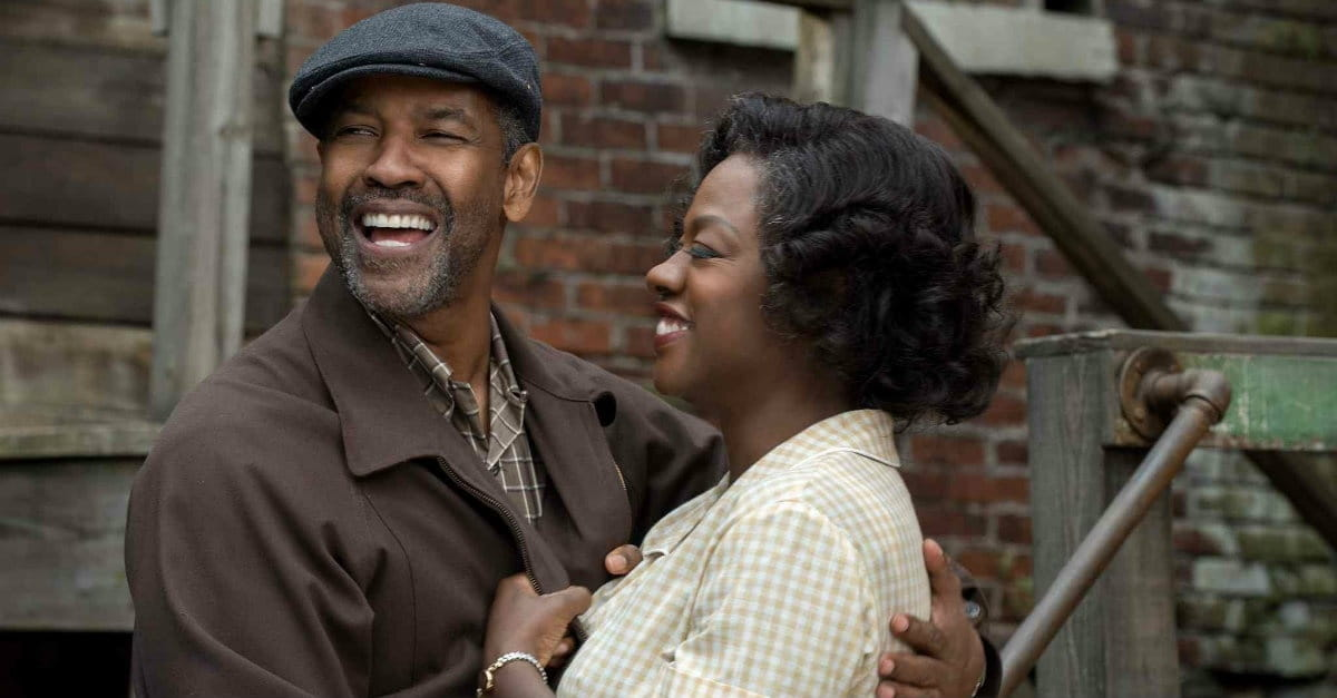 Surmount Any Obstacles to See Denzel & Davis in <i>Fences</i>