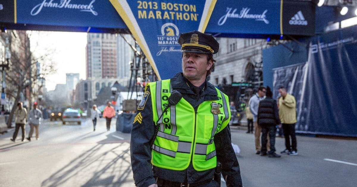 <i>Patriots Day</i> Heavy on Heroism, Harsh Language