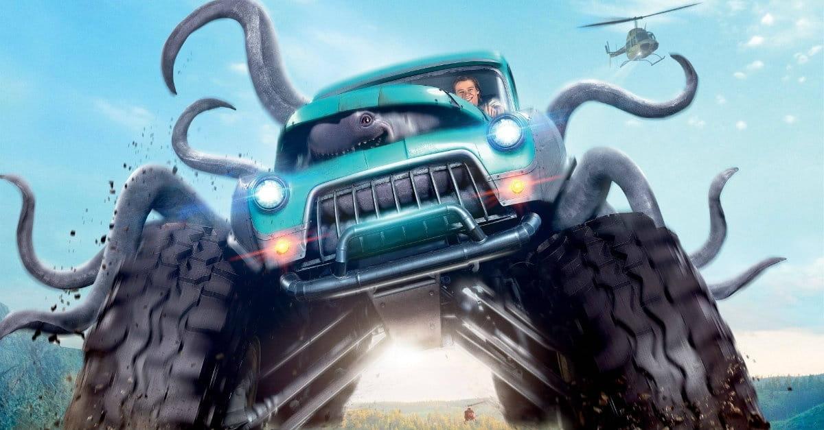 <i>Monster Trucks</i> Might Please Your Littles