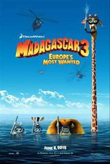 <i>Madagascar 3</i> a Step Up from Predecessors