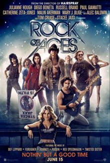Debauchery, Decadence Rule in <i>Rock of Ages</i>