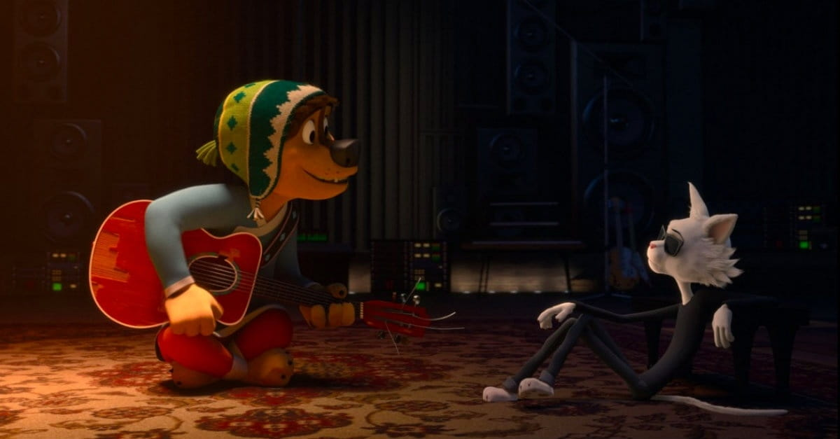 <i>Rock Dog</i> is Surprisingly in Tune