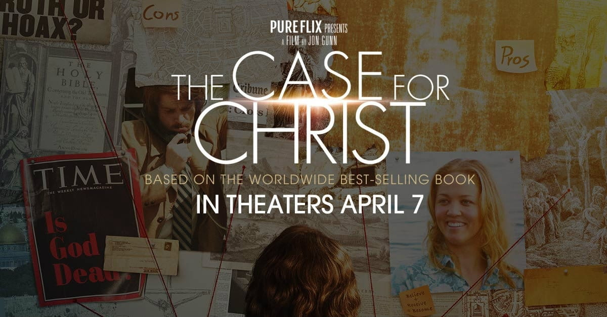 <i>The Case for Christ</i> Makes a Strong Argument for Mass Appeal