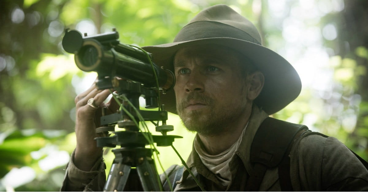Hero Needs More Inspiration or Madness in <i>The Lost City of Z</i>