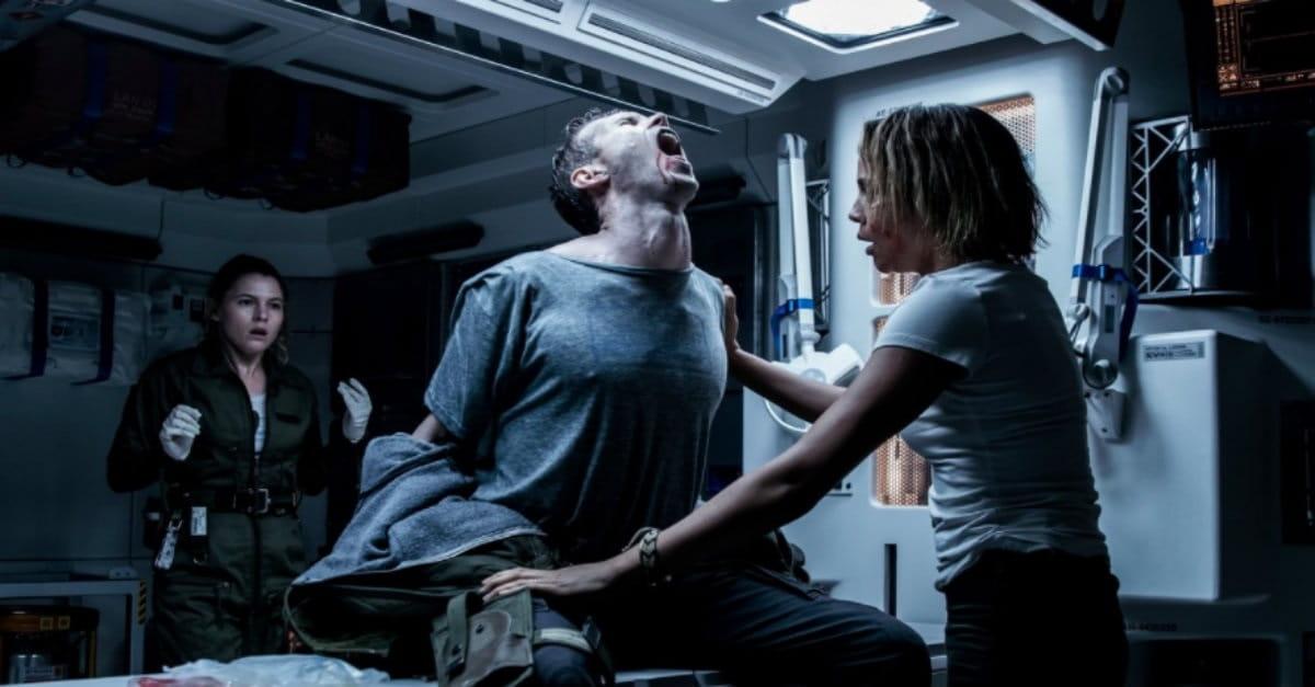 Alien: Covenant Dials Back Philosophy in Favor of Scares