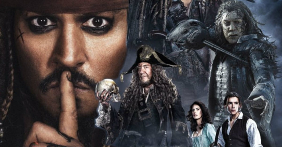 <i>Dead Men Tell No Tales</i>, but Do Live Pirates Still Tell Good Ones?