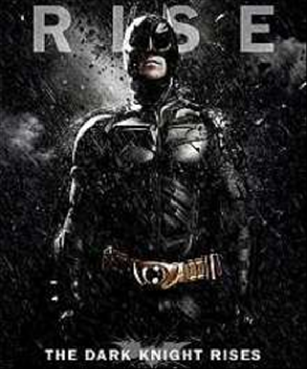 Dark Knight Rises to the Occassion