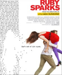 <i>Ruby Sparks</i> but Doesn't Catch Fire