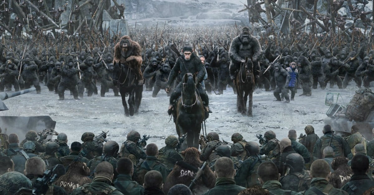 No One to Root for in This <i>War for the Planet of the Apes</i>