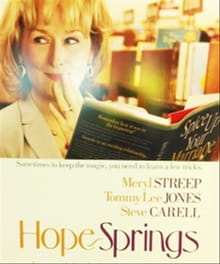 <i>Hope Springs</i> for Marriages, Rom-Com Genre