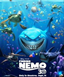 <i>Finding Nemo</i> About Finding a Hero