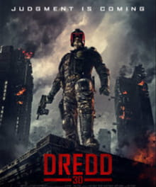 Too Easy to Say It's <i>Dredd</i>ful, but It's True